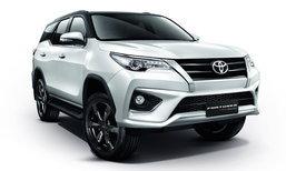 Toyota Fortuner TRD Sportivo ใหม่ แต่งสปอร์ตเต็มพิกัด เคาะเริ่ม 1.679 ล้านบาท