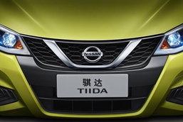 เผยทีเซอร์ '2016 Nissan Tiida' ไมเนอร์เชนจ์ใหม่ก่อนเปิดตัวที่จีนปลายเดือนนี้