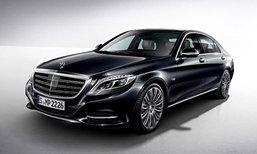 ราคารถใหม่ Mercedes Benz ในตลาดรถประจำเดือนมีนาคม 2559