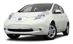 Nissan Leaf โฉมใหม่วิ่งไกล 344 กิโลเมตร ต่อการชาร์จหนึ่งครั้ง