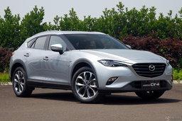 Mazda CX-4 เคาะราคาเริ่มต้นแค่ 7.5 แสนบาทในจีน