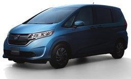 ทีเซอร์ 2017 Honda Freed ใหม่ ส่งตรงจากญี่ปุ่นมาแล้ว
