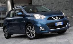 Nissan March เจเนอเรชั่นใหม่เตรียมผลิตกลางปี 2016 นี้