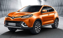 ราคารถใหม่ MG ในตลาดรถยนต์ประจำเดือนกรกฎาคม 2559