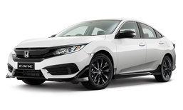 สวยป่ะล่ะ! เผยโฉม 2016 Honda Civic ใหม่ พร้อมชุดแต่ง Black Pack ใหม่ล่าสุด