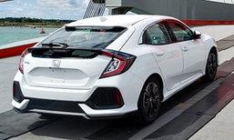 หลุด Honda Civic Hatchback โฉมใหม่ล่าสุดขณะเตรียมส่งออกสหรัฐฯ