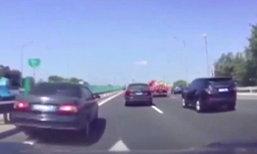 เอาอีก! หนุ่มจีนควบ Tesla ประสบอุบัติเหตุจากระบบ Autopilot