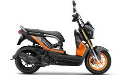 เปิดตัว Honda New Zoomer-X ใหม่ เคาะเริ่ม 5.57 หมื่นบาท