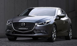 Mazda 3 ไมเนอร์เชนจ์เริ่มวางขายที่อังกฤษ เคาะรุ่นท็อป 1.12 ล้าน