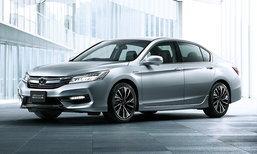 เปิดสเป็ค 2017 Honda Accord Hybrid เวอร์ชั่นญี่ปุ่นก่อนเปิดตัวจริงในไทย 28 ก.ค.นี้