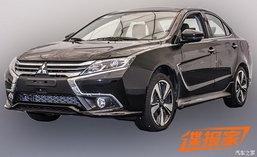 เผยโฉม Mitsubishi Lancer เวอร์ชั่นจีนยืนยันทำตลาดต่อ