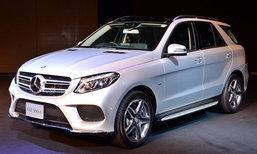 เปิดตัว Mercedes-Benz GLE500e 4MATIC ใหม่ เอสยูวีหรูขุมพลังไฮบริดเสียบปลั๊ก