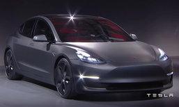 Tesla เตรียมติดตั้ง 'ระบบขับขี่อัตโนมัติ' ให้กับรถทุกคัน