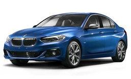 BMW 1-Series Sedan เตรียมเปิดตัวที่กวางโจวมอเตอร์โชว์ 2016