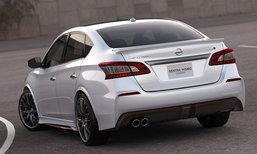 Nissan Sylphy/Sentra NISMO ตัวแรงมีลุ้นเปิดตัวพ.ย.นี้