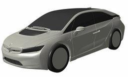 หลุด BMW i5 คาดเป็นภาพร่างรถไฟฟ้ารุ่นใหม่ล่าสุด