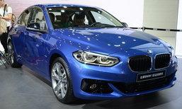 BMW 1-Series Sedan เคาะเริ่มต้นเพียง 1.33 ล้านบาท