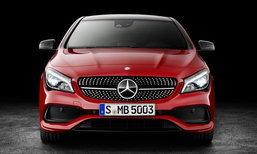 Mercedes-Benz A-Class เตรียมเปิดตัวเวอร์ชั่น 4 ประตู ท้่าชน BMW 1-Series Sedan