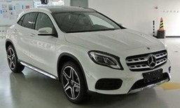 หลุด Mercedes-Benz GLA เฟซลิฟท์ใหม่โผล่จีน-ปรับดีไซน์สดใหม่ยิ่งขึ้น