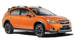 ราคารถใหม่ Subaru ในตลาดรถยนต์เดือนมกราคม 2560