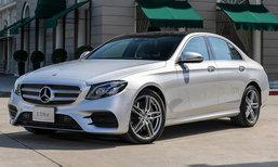 Mercedes-Benz E220d เปิดตัวรุ่นประกอบในประเทศ ราคา 3.39 ล้านบาท