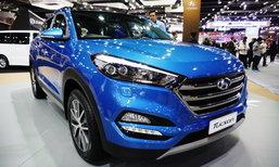 2017 Hyundai Tucson ใหม่ ถูกเปิดตัวอย่างเป็นทางการที่งานมอเตอร์เอ็กซ์โป