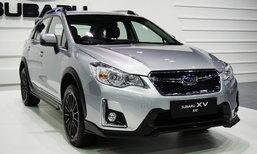 รถใหม่ Subaru ในงาน Motor Expo 2016