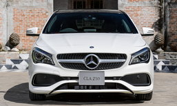 เปิดตัว 2017 Mercedes-Benz CLA โฉมเฟซลิฟท์ใหม่ เคาะเริ่ม 2.14 ล้านบาท