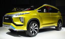 Mitsubishi XM อาจแปะโลโก้ Nissan ทำตลาดครอสโอเวอร์เล็ก