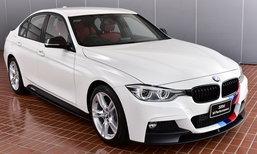 BMW 320d M Performance ใหม่ เคาะราคา 2.499 ล้านบาท