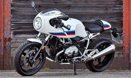 BMW R nineT ใหม่ บิ๊กไบค์สไตล์คลาสสิคเผยโฉมในไทยแล้ว