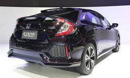 ราคารถใหม่ Honda ในตลาดรถยนต์ประจำเดือนพฤษภาคม 2560