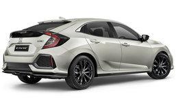Honda Civic Hatch 2017 พร้อมชุดแต่ง Black Pack วางจำหน่ายที่ออสเตรเลีย