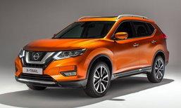 Nissan X-Trail 2017 ไมเนอร์เชนจ์มาพร้อมเทคโนโลยีขับขี่อัตโนมัติที่ยุโรป