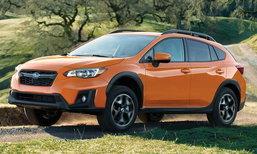2018 Subaru XV ใหม่ เวอร์ชั่นอเมริกาเหนือปรับขุมพลัง 2.0 ลิตรแรงกว่าเดิม