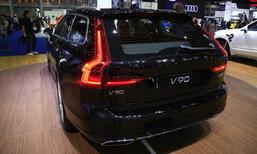 ราคารถใหม่ Volvo ในตลาดรถประจำเดือนเมษายน 2560