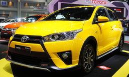 ราคารถใหม่ในตลาดรถยนต์ประจำเดือนสิงหาคม 2560