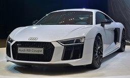 Audi R8 Coupe V10 2017 ใหม่ เคาะราคาจำหน่ายในไทย 18.999 ล้านบาท
