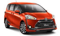 ราคารถใหม่ Toyota ในตลาดรถประจำเดือนตุลาคม 2560
