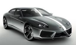 Lamborghini เตรียมเปิดตัวซุปเปอร์คาร์ 4 ประตูในปี 2021 นี้