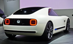 Honda Sports EV Concept เผยโฉมครั้งแรกที่โตเกียวมอเตอร์โชว์ 2017