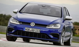 Volkswagen Golf R 2018 พร้อม Performance Pack ใหม่ เพิ่มสมรรถนะแรงสุดขีด