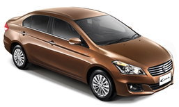 ราคารถใหม่ Suzuki ในตลาดรถยนต์ประจำเดือนกันยายน 2560