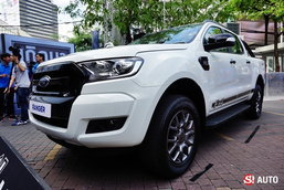 ราคารถใหม่ Ford ในตลาดรถยนต์ประจำเดือนกันยายน 2560