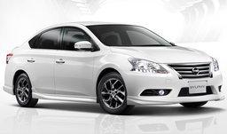 ราคารถใหม่ Nissan ในตลาดรถยนต์ประจำเดือนกันยายน 2560