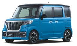 Suzuki Spacia 2018 ใหม่ วางจำหน่ายอย่างเป็นทางการแล้วที่ญี่ปุ่น