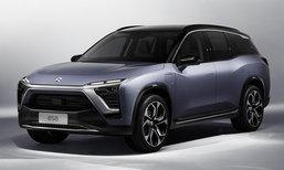 Nio ES8 2018 ใหม่ รถเอสยูวีไฟฟ้าสัญชาติจีนขุมพลัง 643 แรงม้า