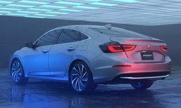 Honda Insight 2018 ใหม่ เตรียมเผยโฉมครั้งแรกในสหรัฐฯ ต้นปีหน้า