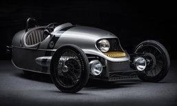 Morgan EV3 2018 ใหม่ รถสามล้อพลังงานไฟฟ้าเตรียมขายจริงปีหน้า