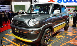Suzuki Xbee 2018 ใหม่ ขายจริงแล้วที่ญี่ปุ่น เคาะราคาเริ่ม 5.10 แสนบาท